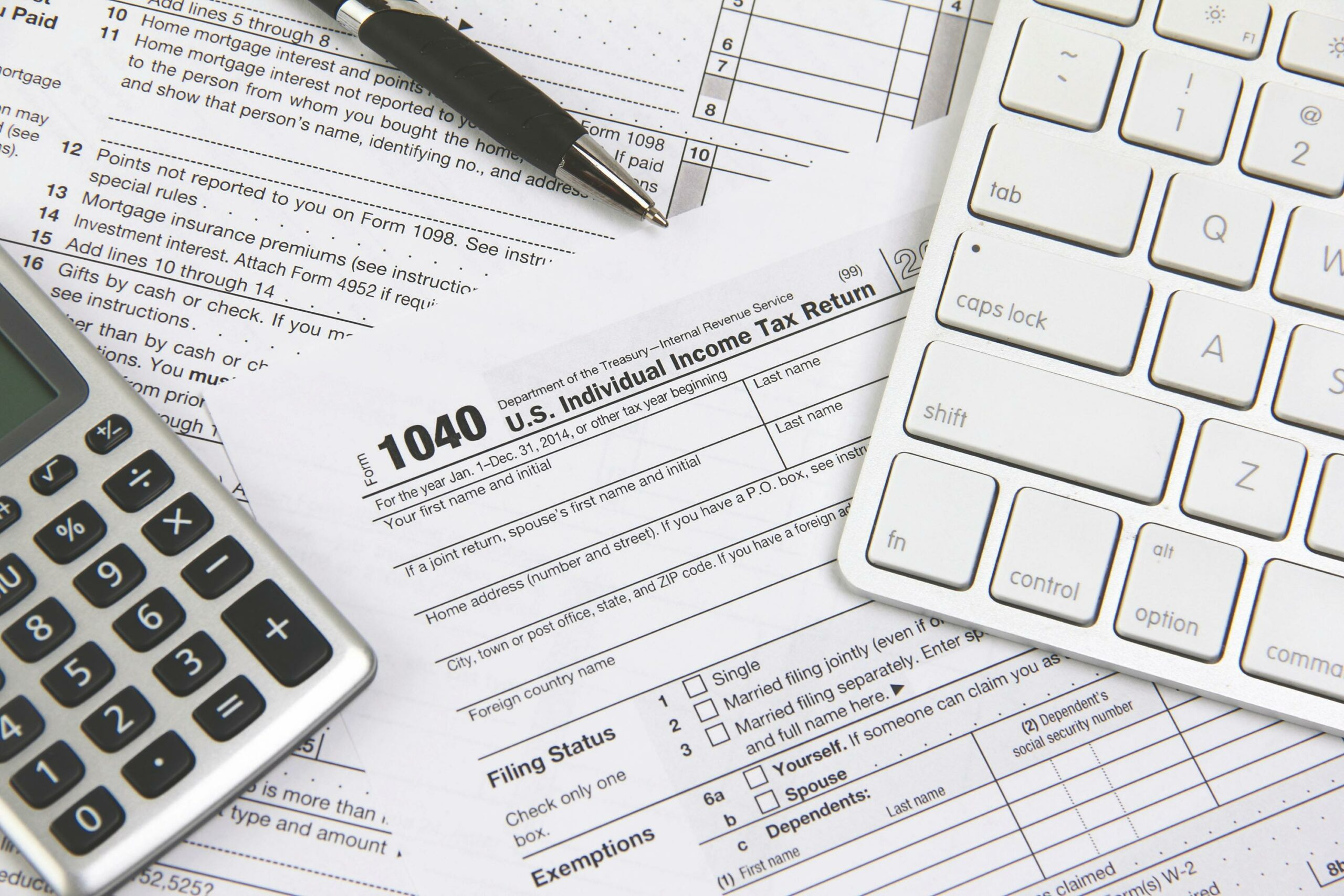 5 Tax Compliance Issues | Tax Compliance Services - Levy | Lauter LLP